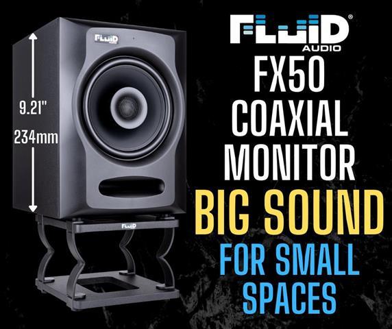 Fluid Audio image 3