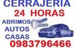 CERRAJEROS URGUENTES 24 HORAS en Guayaquil