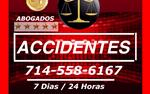 ❌ ACCIDENTES     24/7 en Orange County