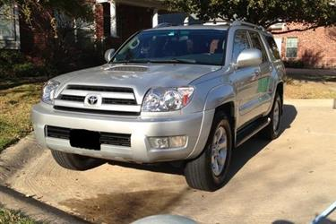 2005 Toyota 4Runner Sport en Los Angeles