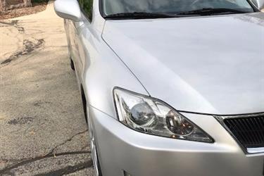 2007 Lexus IS250 Sedan en Los Angeles