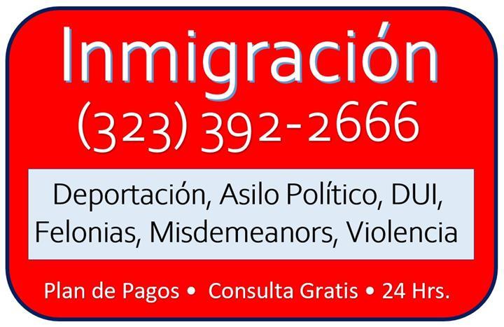 CASO INMIGRATORIO Y CRIMINAL image 1