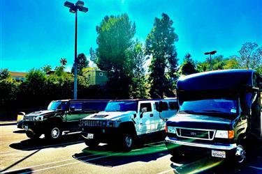 Hummer party bus 99hr Domingo en Los Angeles