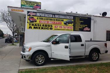 ALEX IMPORTACIONES 81 2013 en Santa Barbara