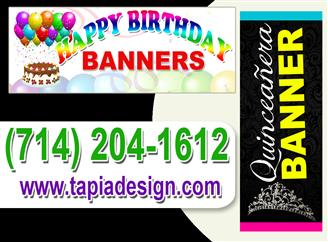 Banners Para toda Occasion image 1
