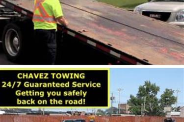 CHÁVEZ TOWING en Los Angeles