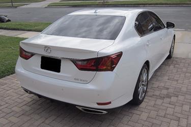 2014 Lexus GS350 Luxury Sedan en Los Angeles