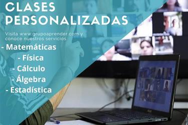 ¡CLASES PARTICULARES! en Bogota