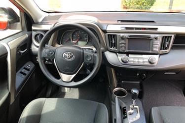 2015 Toyota RAV4 XLe en Los Angeles