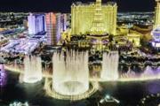Visite el hotel más lujoso y visitado de Las Vega