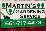 Martin's Gardening Service thumbnail 1
