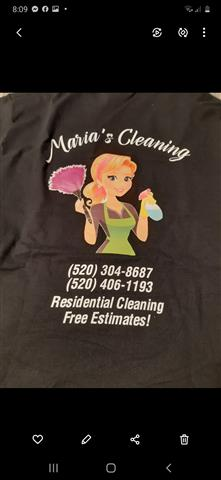 Maria's cleaning image 1