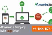 Sage Drive Multi-User will allow two or more user