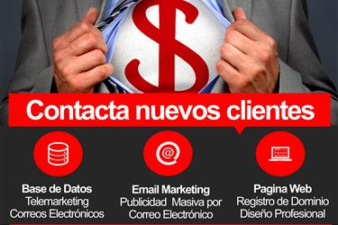 Venta base datos call center en Mexico DF