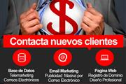 Venta base datos call center