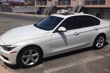 2012 BMW 328i Luxury SEDAN en Los Angeles