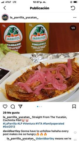 LA PARRILLAYucatan Mexicanfood image 7