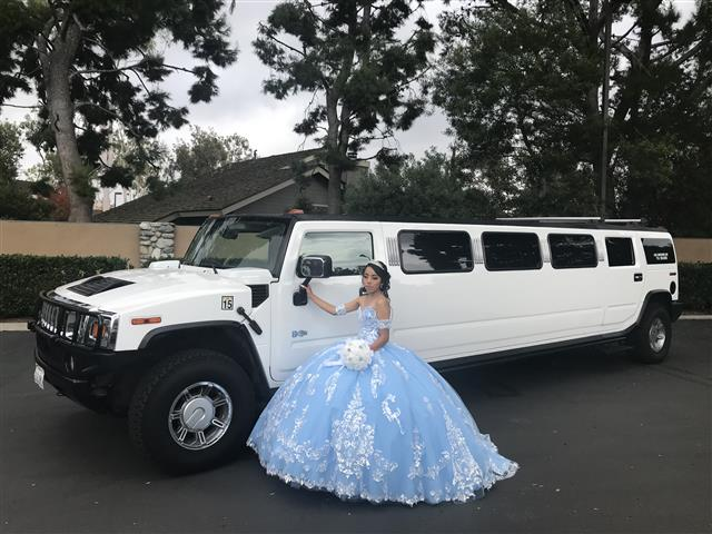 Limo baratas hummer partybus image 1