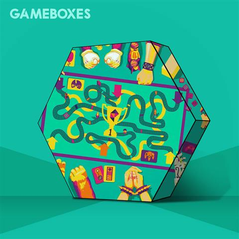 $1 : Game Boxes image 1