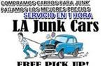 Dinero por tu carro viejo en Los Angeles