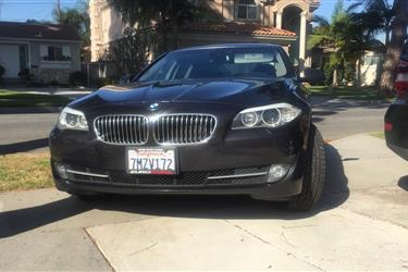 2012 BMW 535i Sedan 4D en Los Angeles