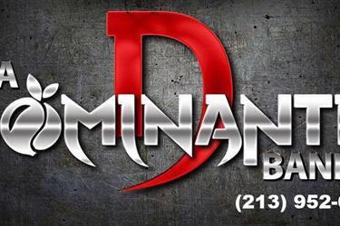 BANDA DOMINANTE / RCR en Los Angeles
