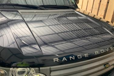 2008 Land Rover RangeRover HSE en Los Angeles