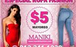 ROPA FASHION AL MAYOREO* en Houston