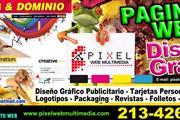 SERVICIO DE DISEÑO GRÁFICO WEB, SOCIAL MARKETING