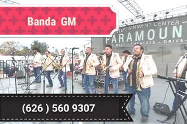 - Banda -  GM - en Bakersfield