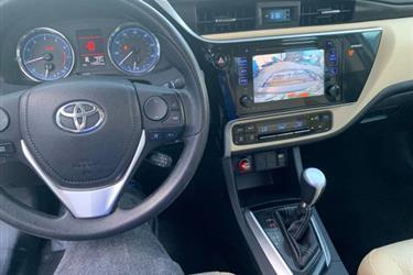 2017 Toyota COROLLA en Los Angeles
