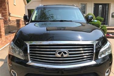 2013 INFINITI QX56 4WD en Los Angeles