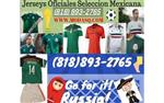 Camisetas de la SELECCION en Los Angeles