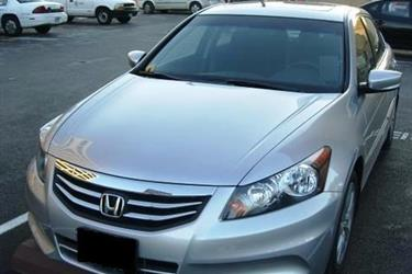 2011 HONDA ACCORD LX en Los Angeles