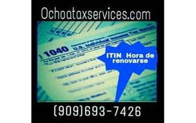 ITIN Aplicaciones disponibles image 1