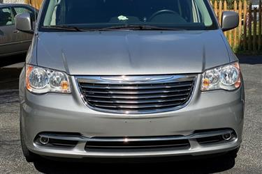 2015 Chrysler Town & Country T en Los Angeles