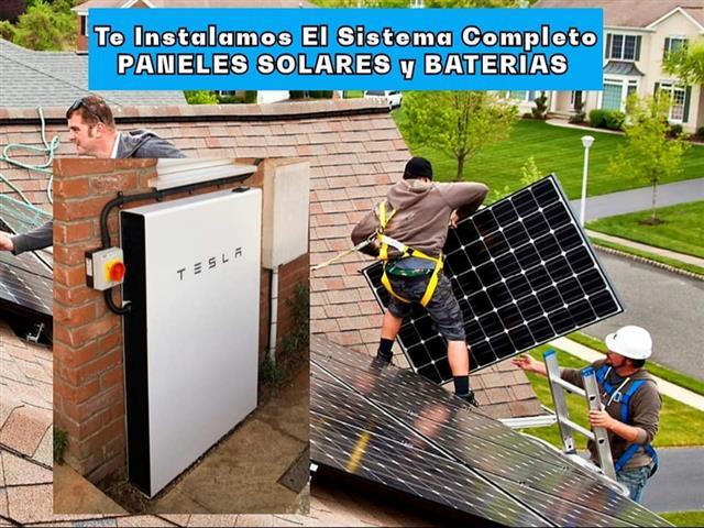 Paneles Solares image 1