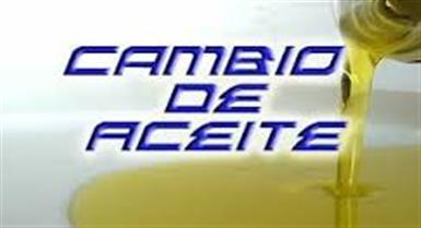 CAMBIO de ACEITE y MAS........ image 1