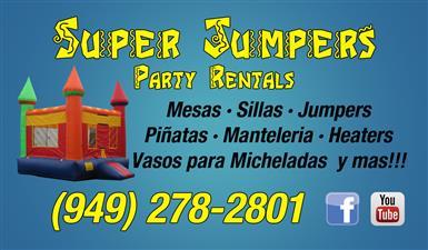 party rentals en orange county image 1