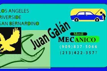 Mecanico a Domicilio en San Bernardino County