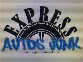 EXPRESS TOWING JUNK CAR FOR image 1