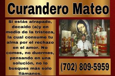 CURANDERO MATEO en Los Angeles County