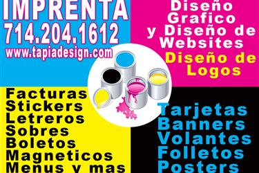 Imprenta Especiales en Fort Lauderdale
