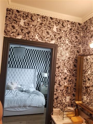 Wallpapel installation image 3
