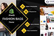 Bags Shopify Theme en London