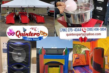 Quintero Party Rental en Miami