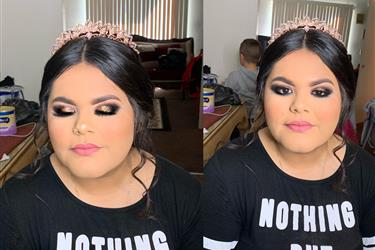 Makeup y peinados en Los Angeles