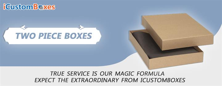 $1 : Customized Two Piece Boxes image 1