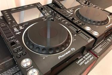 Pioneer CDJ-2000NXS2,DJM900NXS en Santiago
