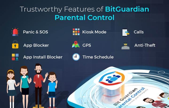 Bit Guardian Parental Control image 2